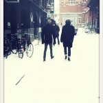 More Amsterdam. More snow.