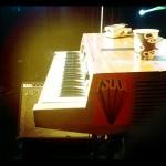 Playing some smokey organ with T.S.O.O.L!