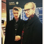 We took the eaaaarly flight to Amsterdam!